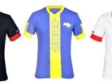 Новая коллекция эксклюзивных футбольных вышиванок