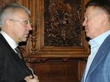 Юрий Белоус: «Блохин по-спортивному наглый, ему все равно, с кем играть»