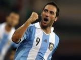 Игуаин: «Аргентина показала достойный футбол»