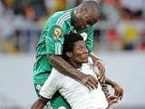 Матч сборных Нигерии и Ганы отменён