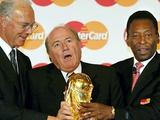 ФИФА расформировала экспертную комиссию во главе с Беккенбауэром и Пеле