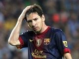 Месси считает, что «Барселоне» не повезло