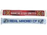 «Реал» и «Манчестер Юнайтед» — мировые лидеры по продажам атрибутики