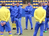 До ЧМ-2018 сборная Украины планирует четыре спарринга