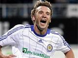 Андрей Шевченко — лучший игрок октября