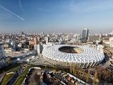 Где припарковаться возле Олимпийского во время футбола