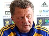 Мирон МАРКЕВИЧ: «Представление об игре, исповедуемой сборной Румынии, мы имеем»