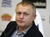 Игорь СУРКИС: «Всегда верил в Кравца, он принесет еще много пользы»