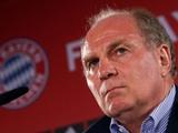 Ули Хенесс: «Фанатам стоит разумнее относиться к трудовым победам «Баварии»