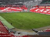 На «Казань-Арене» испортили газон стоимостью 6 млн долларов