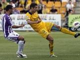«Вальядолид» вернулся в элитный футбольный дивизион Испании