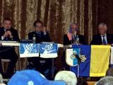 Ветераны «Динамо» встретились с болельщиками в Бруклине