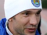Андрей Шевченко: «Устали после «Манчестер Сити»