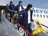 «Динамо» прибыло в Израиль