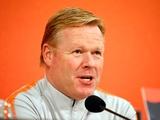 Рональд Куман: «Следующим летом у сборной Нидерландов будет на две важные игры больше»