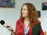 Анна Тесленко: «Однажды выписала «люлей» одному балканскому динамовцу»