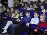 «Динамо» дарит детям улыбки