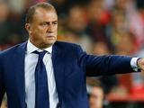 Официально: Фатих Терим покинул пост главного тренера сборной Турции