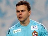 В пятницу Акинфеев присоединится к ЦСКА