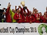 «Сборная Закарпатья» стала чемпионом мира среди непризнанных «государств». СБУ ведёт расследование