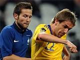 Украина — Франция — 1:4. Отчет о матче