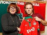 Официально. «Локомотив» подписал Денисова