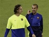 «Барселона» выставляет Ибрагимовича на трансфер