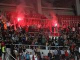 Болельщики сорвали финал Кубка Македонии