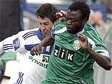 «Динамо» — «Карпаты» — 1:0. Отчет о матче