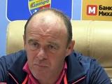 Игорь Столовицкий: «Динамо-2» мне понравилось»