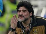 Марадона намерен усилить состав «Аль-Васла» европейскими футболистами