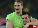 Мануэль Нойер: «Жаль, что Лама не признавали игроком года в Германии»