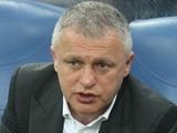 Игорь Суркис: «Чтобы нас догнали, нужно еще, чтобы мы проигрывали»
