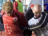 «Заре» запрещено проводить матчи на домашнем стадионе