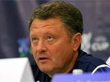 Мирон МАРКЕВИЧ: «Надеюсь, что нас ждет зрелищная игра»