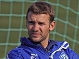 Андрей Шевченко: «Да, игра в Донецке ключевая, но это не более, чем одна игра»
