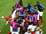 Дешам и три мушкетера. Цифровой анализ матча Франция — Аргентина