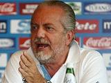 Президент «Наполи»: «Если Кавани настоящий мужчина, то он не уедет в «Челси» или «Реал»