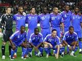 Доменек вывел из «основы» сборной Франции Галласа и Рибери