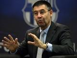 «Барселона» объявила о кампании против Бартомеу