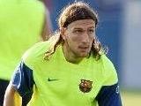 AS: «Барселона» отдаст Чигринского в аренду
