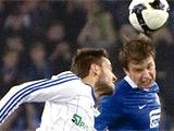 «Днепр» — «Динамо» — 0:2. Отчет о матче