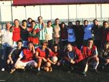 Олег Кононов сыграл в футбол с фанатами «Карпат»