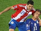 ЧМ-2010. Италия — Парагвай — 1:1 (ВИДЕО)