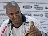 «Фламенго» готов вернуть Адриано в футбол