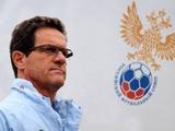 Капелло: «Сосредоточусь на работе со сборной России до 2018 года»