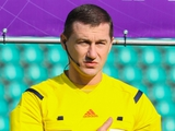 На матч «Мариуполь» — «Динамо» назначен арбитр Можаровский