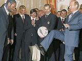 Футбольная проверка от Путина. Украинский спорт подтвердил свою зависимость от России