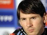 «Манчестер Сити» включился в борьбу за Месси