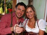 Футболисты «Баварии» уже отметили чемпионство